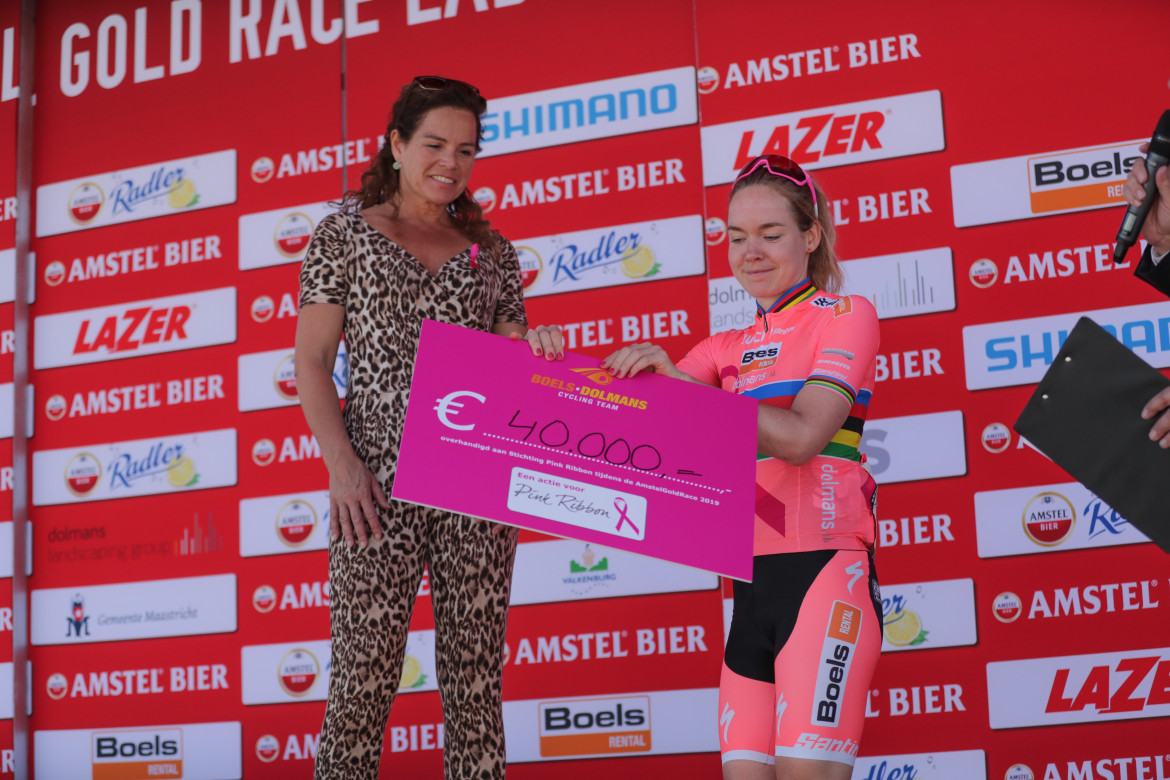 Pink Ribbon campagne groot succes