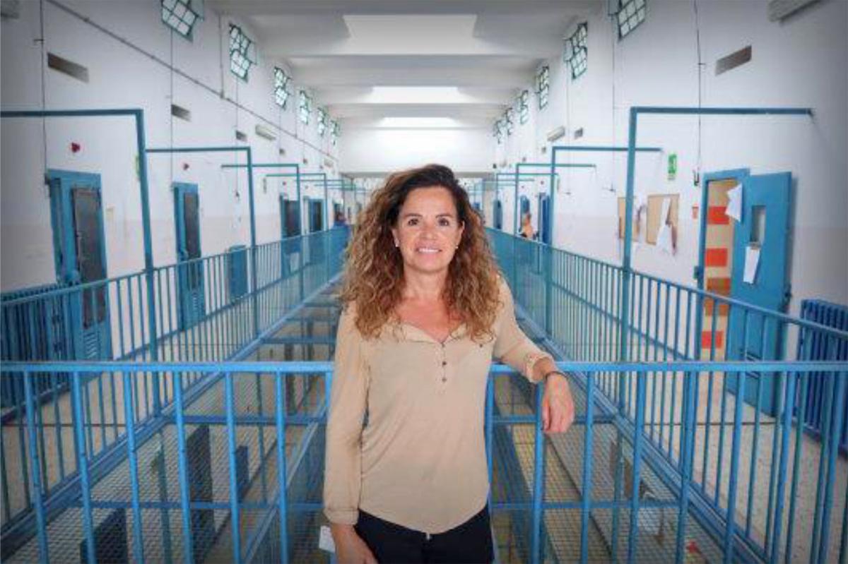 Vrijheid in gevangenschap in nieuwe serie Buch In De Bijzondere Bajes bij SBS6